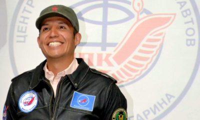 Juan Alberto Guevara Jaramillo, experto en robótica, candidato a astronauta
