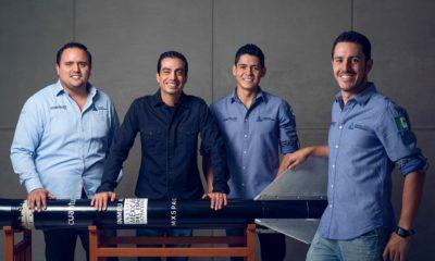 Empresa Datiotec Aeroespacial Construye Cohete 100% Mexicano