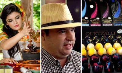 Chocolates Wolter de Tabasco premiados en International Chocolate Awards