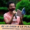 El Cuentacuentos Mexicano que Entretiene a Niños en Cuarentena